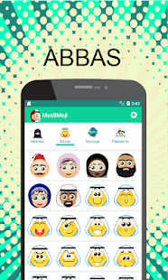 MusliMoji - Muslim Islamic Emoji Hijab Stickers - náhled