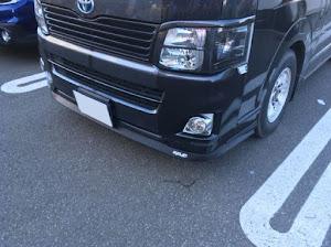 ハイエースバン  スーパーGL 2.5DT 4WDのカスタム事例画像 ゆーきさんの2017年11月18日16:34の投稿