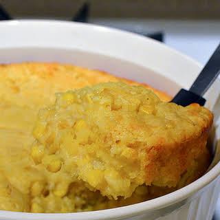 Corn Casserole.