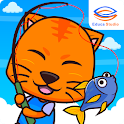 Marbel Fishing - Kids Games icon