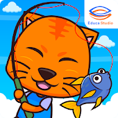 Marbel Fishing - Kids Games