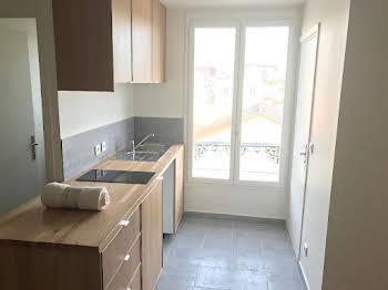 Appartement meublé 2 pièces 25,52 m2