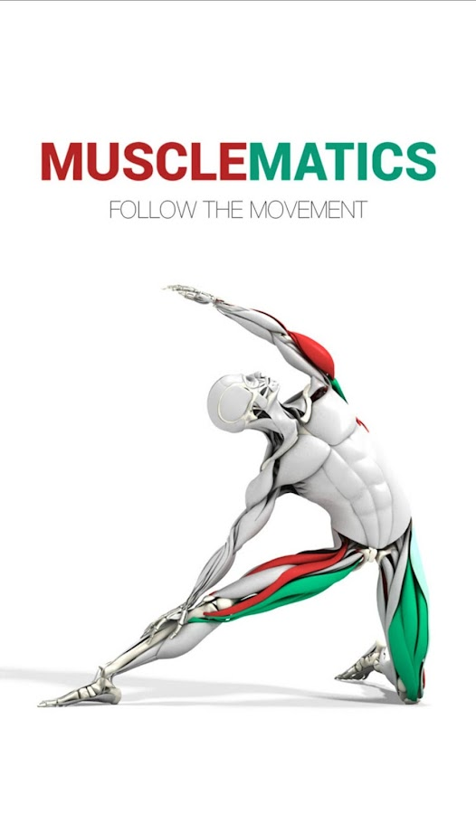 MuscleMatics- screenshot