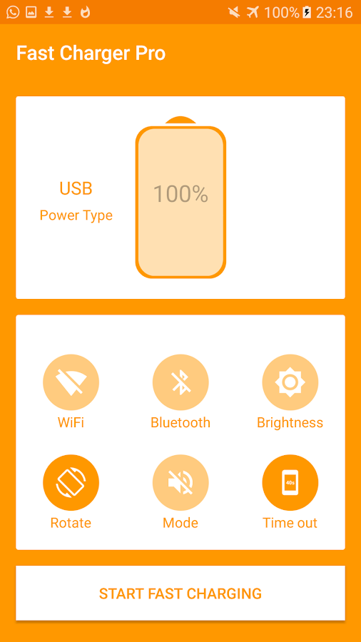 Fast Charger Pro- screenshot