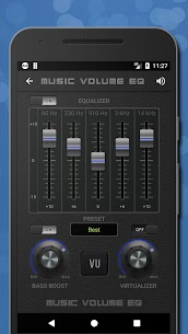 Music Volume EQ – Equalizer & Booster App Download For Android 2