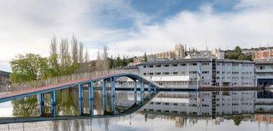 Tryp Segovia-Los Angeles Nayade Hotel