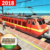 Indian Train Driver 3D