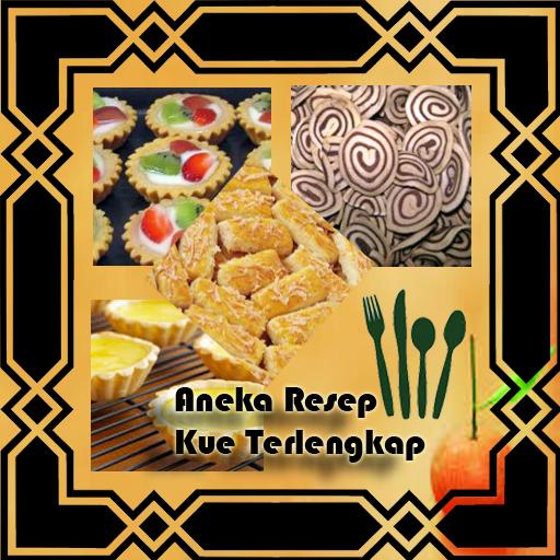 Aneka Resep Kue Kering Baru