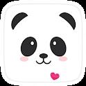 Theme Cute Panda icon