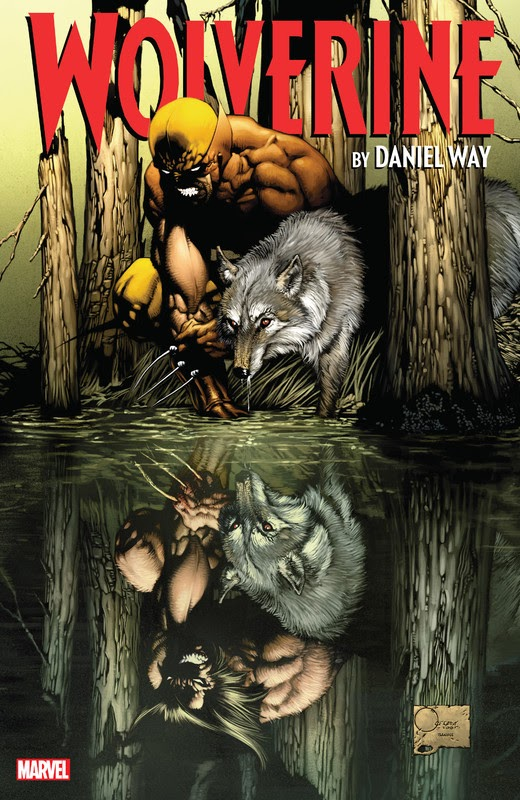 Wolverine by Daniel Way: The Complete Collection (2017) - complete