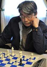 Photo: Joe Leung (Board #9 of PoCo Chess Club)