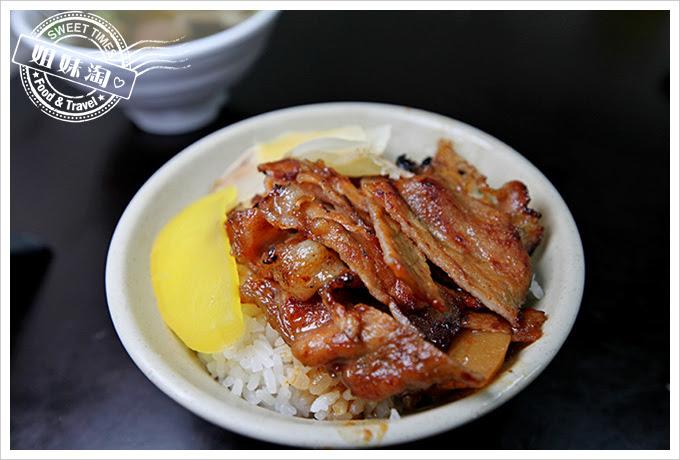 阿霞燒肉飯燒肉飯