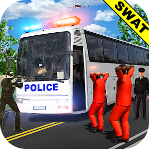 Police Bus Uphill Driver for PC and MAC