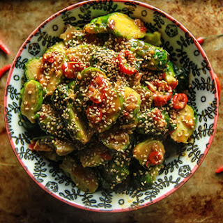 Spicy Asian Brussles Sprouts Recipe