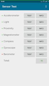 Sensor Test 1.5.1