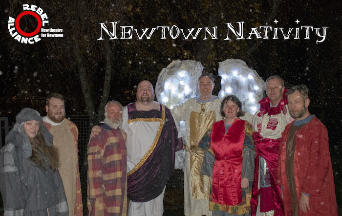 Christmas starts today with the switch on of town's festive lights