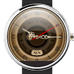 Antique Watch Face Icon