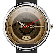 Antique Watch Face