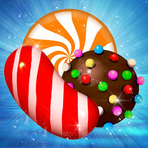 Tasty Candy Jelly Crush 2017