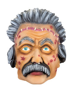 Mask, Einstein zombie