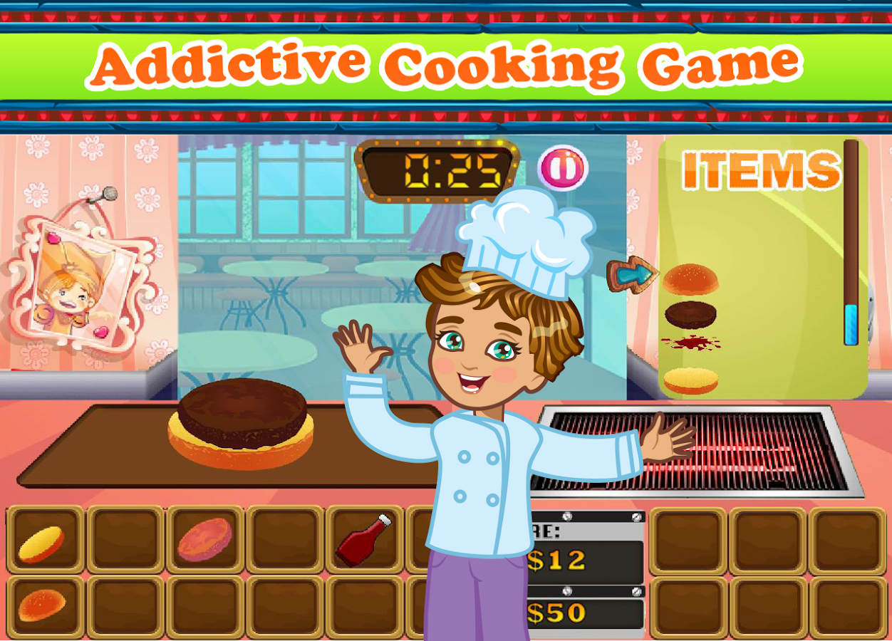 Kitchen Fever: My Burger Shop – Android Apps on Google Play