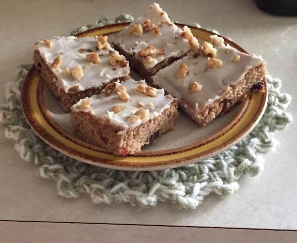 Grandma's Fruit Bars Recipe