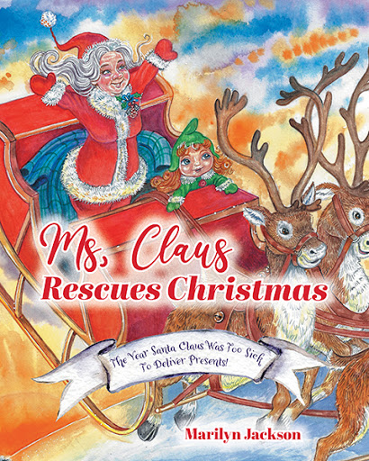 Ms. Claus Rescues Christmas cover