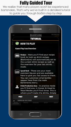 BarSim Bartender Game 1.9.22 screenshots 8