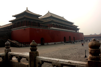 Photo: Day 190 - First Square Upon Entering the Forbidden City