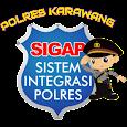 SIGAP Polres Karawang icon