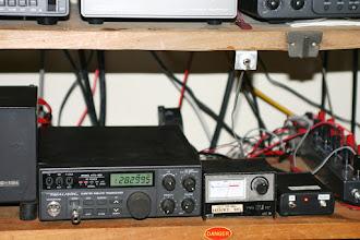 Photo: 28.2995 WB9OTX/B  Beacon Station 5 watts
