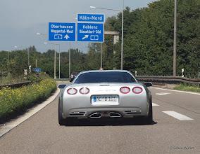 Photo: Auch auf dem Weg nach Grefrath!