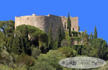 château à Perpignan (66)