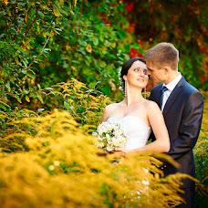 Wedding photographer Vadim Chikalo (bikervadim). Photo of 16.10.2014