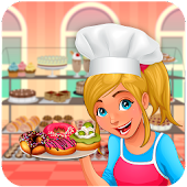 Bakery Donut Shop Business - Sweet Food Maker