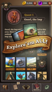 Quest Cards- screenshot thumbnail