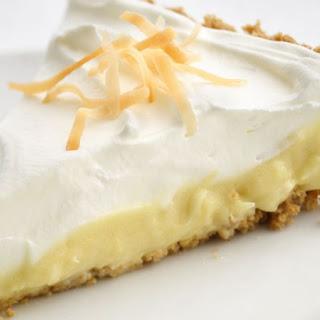 Cheerios® Skinny Coconut Cream Pie.