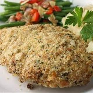 Tender Italian Baked Chicken.