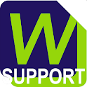 Wraptel Support App icon