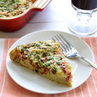 Mediterranean Oven Omelet