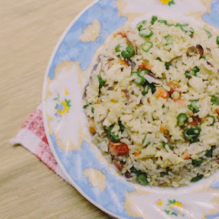FRIED RICE RECIPE | CHINESE STYLE