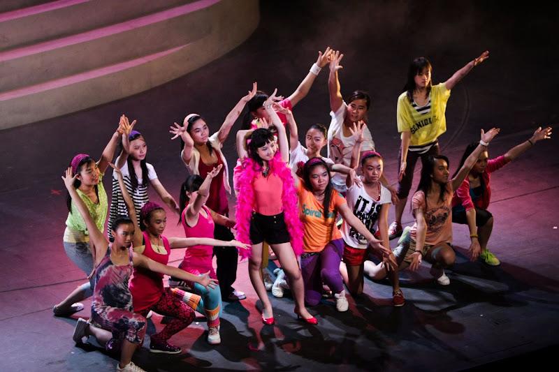 Musical & dans (+7 jaar)