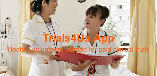 Trials4us - Clinical Trials - Apl di Google Play