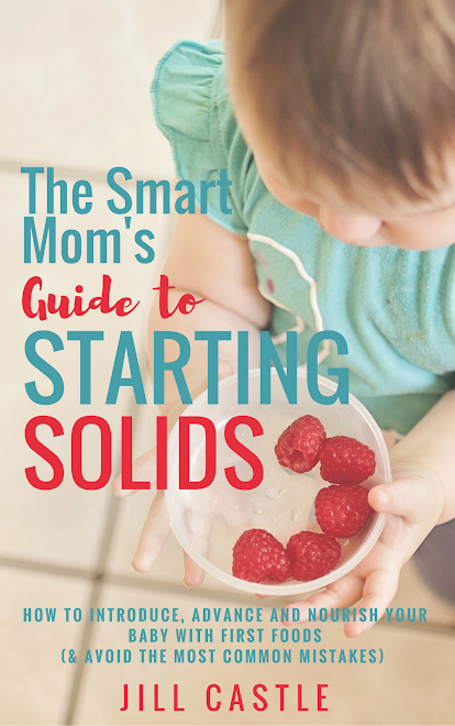 The Smart Mom's Guide to Starting Solids book cover