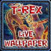 T-Rex Battle Live Wallpaper