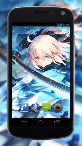 Fan Anime Live Wallpaper Of Okita Souji App Store Data Revenue Download Estimates On Play Store