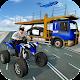 Police ATV Bike & Car Plane Transport Truck Game (game)