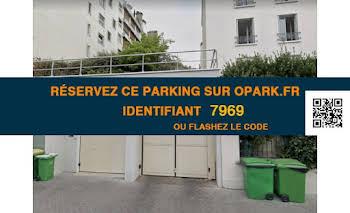Parking 13,89 m2