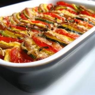Vegetable Tian (Ina Garten) Recipe