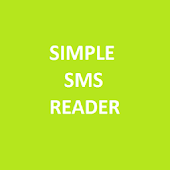 Simple SMS Reader